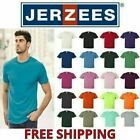 JERZEES DRI-POWER Blend Mens T-SHIRT Active Comfort Big Sizes S-5XL - 29M image