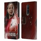 STAR TREK CHARACTERS BEYOND XIII LEATHER BOOK WALLET CASE FOR BLACKBERRY ONEPLUS