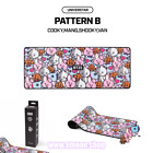 BTS BT21 Official Merchandise by Line Friends Long Extended Mouse Keyboard Pad