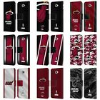 OFFICIAL NBA MIAMI HEAT LEATHER BOOK WALLET CASE FOR SONY PHONES 2 on eBay