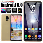 S9 Full Screen 5.7 Inch 3g Unlocked Smartphone Dual Sim Android6.0 Mobile Phone