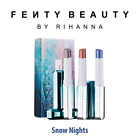FENTY BEAUTY BY RIHANNA Snow Daze & Snow Nights Frosted Metal Lipstick 3-Pcs Set