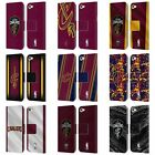 NBA CLEVELAND CAVALIERS LEATHER BOOK WALLET CASE COVER FOR APPLE iPOD TOUCH MP3 on eBay