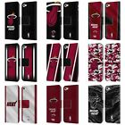 OFFICIAL NBA MIAMI HEAT LEATHER BOOK WALLET CASE FOR APPLE iPOD TOUCH MP3 on eBay