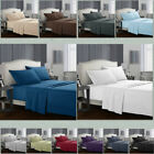 King Size Egyptian Comfort 1800 Count 4 Piece Deep Pocket Bed Sheet Set image