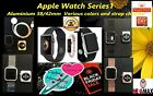 Apple Watch Series 1 42/38mm Aluminium Various Colors/Straps Black Friday Cyber