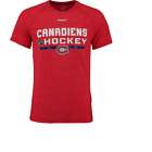 NHL Montreal Canadiens Supreme Performance Shirt New Mens Sizes MSRP $30 $19.99 USD on eBay