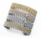 New 20mm Solid Steel Strap Bracelet Replacement Watch Band For Rolex Oyster