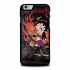 BETTY BOOP RIDE fit for iPhone 5 6 7 8 X XR XS MAX samsung cover case $15.99 USD on eBay