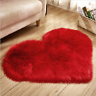 New Room Fluffy Area Rug Plush Anti-skid Living Carpet Soft Round Floor Mat