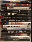 Sony Playstation 3 PS3 Games Preowned : Pick Your Game