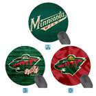 Minnesota Wild Round Patterned Mouse Pad Mat Mice Desk Office Decor $3.99 USD on eBay