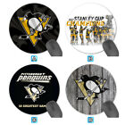Pittsburgh Penguins Round Patterned Mouse Pad Mat Mice Desk Office Decor $4.49 USD on eBay