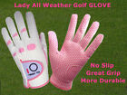 Women's Golf Gloves All Weather Grip S M L XL Left Hand Right Lh Rh Lady AU