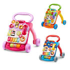 Baby Walker Sit-to-Stand Activity Walker Interactive Learning Toys for Toddler