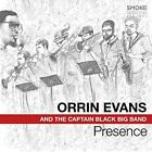 Orrin Evans - Presence (featuring The Captain Black Big Band) [CD]