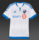 MLS Montreal Adidas Soccer Jersey New Youth Size XL