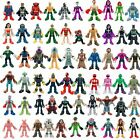 Select your figures - IMAGINEXT DC Super Friends Justice League Power Rangers
