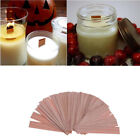 50pcs DIY Wooden Wick Candle Core Perfect Sustaine picture