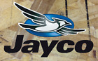 """Jayco Decal (Set of 2) RV Trailer Camper New Graphic Sticker 3D Logo 15"""" & 30"""""""
