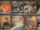 Star Trek 'Simon & Schuster' Audio Cassettes: Original, TNG, DS9, Kirk, Spock, Q on eBay