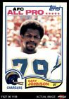 1982 Topps #232 Gary Johnson Chargers Grambling 8 - NM/MT $0.99 USD on eBay
