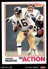1982 Topps #237 Chuck Muncie - In Action Chargers NM/MT $0.99 USD on eBay