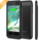 iPhone 8 Plus / 7 Plus Battery Charging Case External Power Bank Charger Cover