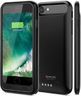 iPhone 8 7 Battery Case Charger Cover Portable Charging Power Bank by Alpatronix