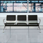 Waiting Room Chair Leather Business Reception Bench Room Garden Salon Bench