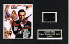 James Bond Film Cell Presentation 6 x 4 $8.96 AUD on eBay