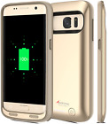Samsung Galaxy S7 Battery Case Charger Cover Rechargeable Backup by Alpatronix