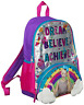 JoJo Siwa Bow Backpack Ruck Sack Sholder Bag Large Poket Print Back Pack Clouds