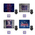 New York Giants Mouse Pad Mat Mice Computer PC Desk Decor $4.99 USD on eBay