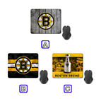Boston Bruins Mouse Pad Mat Mice Computer PC Desk Decor $4.99 USD on eBay