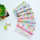 Cute Kawaii Animal Cat Panda Memo Sticky Notes Planner Stickers Paper Bookmark