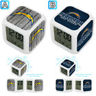 San Diego Chargers Sport Alarm Digital Clock 7 LED Color Changing Light $11.99 USD on eBay