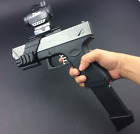 Electric MAG-FED Automatic Water Gel Ball Blaster Hand Gun Pistol Toy Gun H