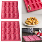 2PCS Mobi 12 Little Pig in a Blanket Silicone Baking Mold Pink Silicone Pig Mold