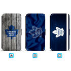 Toronto Maple Leafs Leather Case For iPhone X Xs Max Xr 7 8 Plus Galaxy S9 S8 $4.99 USD on eBay