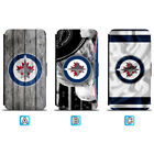 Winnipeg Jets Sporty Leather Case For iPhone X Xs Max Xr 7 8 Plus Galaxy S9 S8 $4.99 USD on eBay