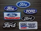 FORD Motorsport Racing Car Motorcycles Bike embroidered patch Iron or Sew on $4.99 USD on eBay