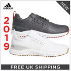 **ADIDAS '2019' ADICROSS BOUNCE LEATHER GOLF SHOES - PREMIUM COMFORT - 20% OFF**