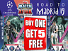 Match Attax CHAMPIONS LEAGUE EXTRA ROAD TO MADRID 19  #1-130 ? BUY 1 GET 5 FREE!