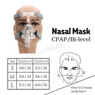 NM2 Nasal Mask For CPAP Full Face Masks Interface Sleep & Snore Strap
