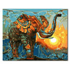 Unframed Animal Art Oil Painting Canvas Picture Home Wall Room Decor Ki UVX