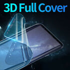 3D Full Cover Soft Film Screen Protector for Samsung Galaxy S10 S9Plus Lite Note