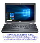 Dell Latitude Laptop 15.6