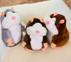 USA Cute Cheeky Hamster Talking Mouse Pet Christmas Toys Speak Sound Record Gift