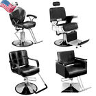 US BestSalon Hydraulic Barber Chair Styling Salon Beauty Equipment Spa